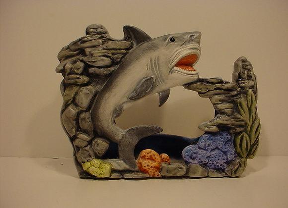 Shark Candle House