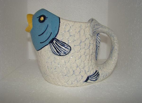 Fish Pitcher