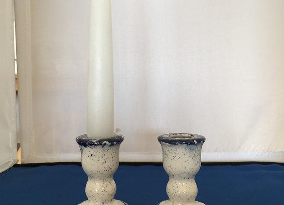 2 Small Candlesticks