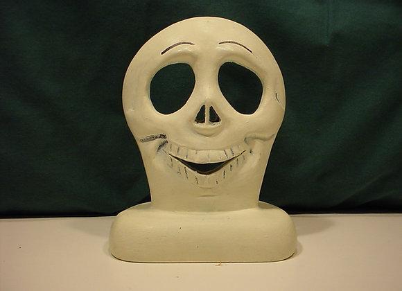 Tea-light: Skull