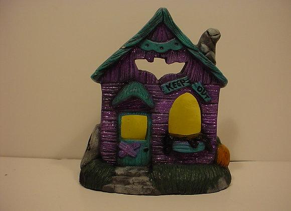 Tea-Light: Haunted House