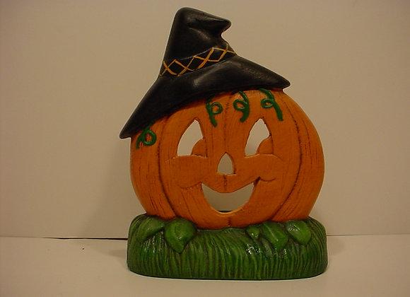 Tea-light: Pumpkin