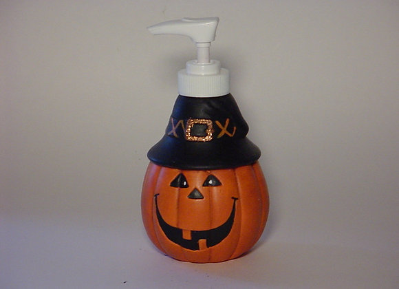 Pumpkin Soap Dispenser