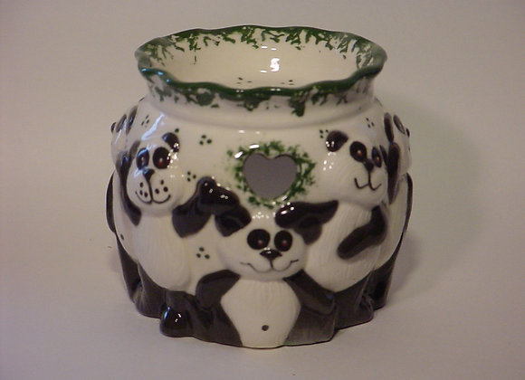 Bear Fragrance Pot