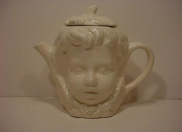 Cherub Teapot