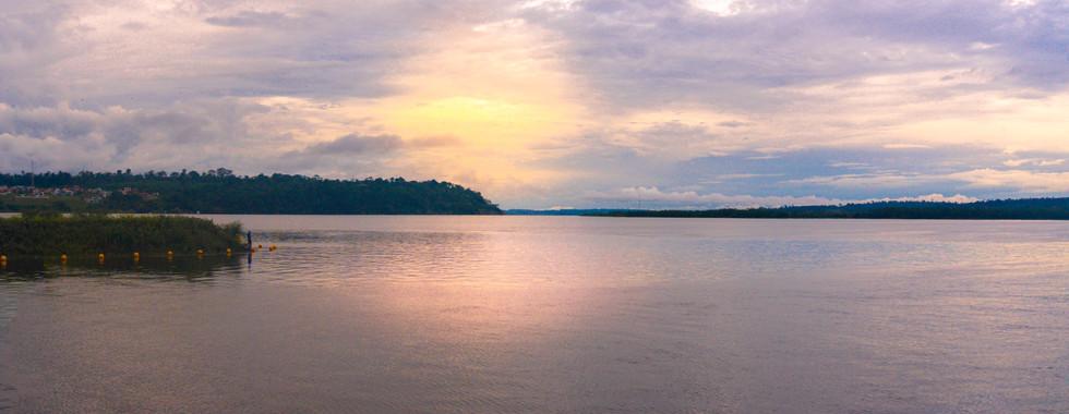 Vista do Rio Xingu