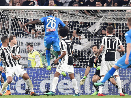 Juventus v. Napoli Recap with JuveFC.com: discussing the black and white side of the match