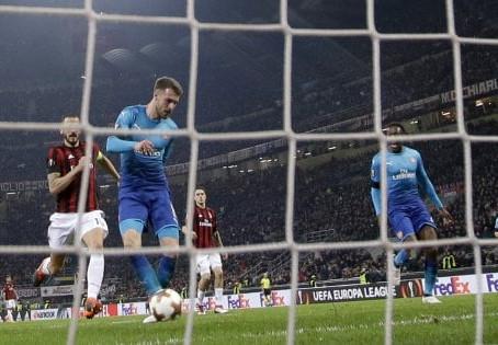 AC Milan v. Arsenal: Reaction
