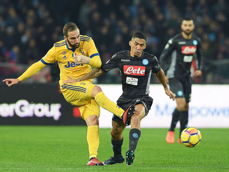 Napoli vs Juventus Recap with Sempre! SSC Napoli and Juvefc.com