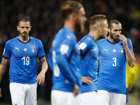 Italy vs. Sweden: Second leg keys to the game