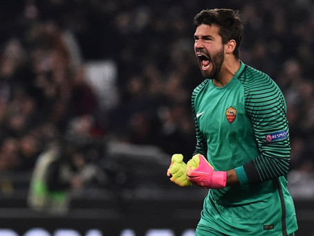 Breaking down the Alisson Becker to Liverpool and Simon Mignolet to Napoli rumors