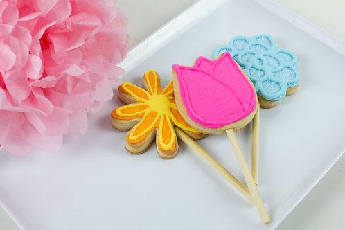 Flowers & Cookies
