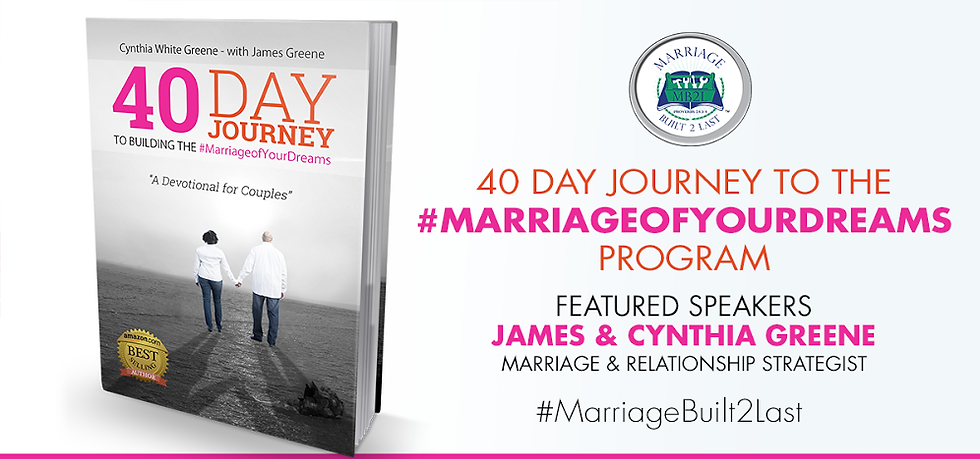 40 Day Journey book and course