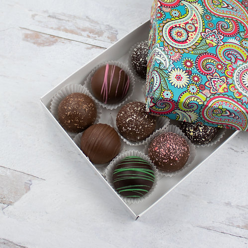 Mother's Day Truffle Gift Box