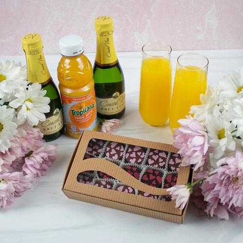 Mimosas Gift Box
