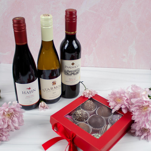 Wine Tasting Gift Box