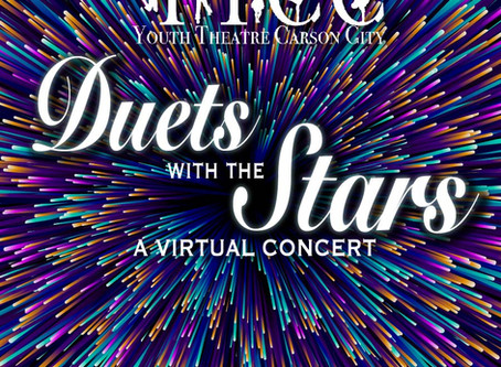 Coming Soon:  Duets with the Stars Virtual Concert