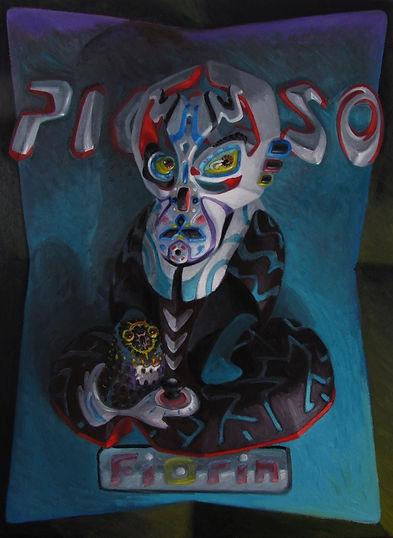 picasso & owl