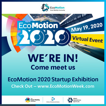 EcoMotion 2020 - We're in!