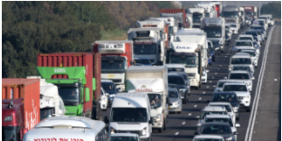 Truck Drivers will be Careful on the Roads and will be Rewarded with Hundreds of Shekels