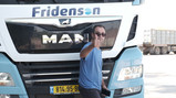 Fridenson Logistics Testimonial (video)