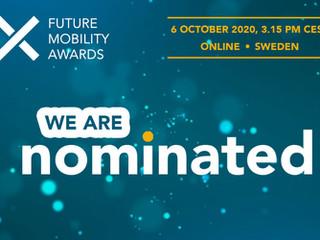 MobilityXlab nominateSafeModefor theAIforSafetyAward!