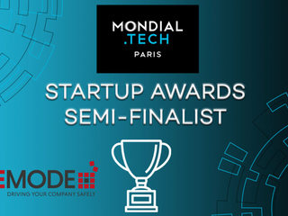 Mondial tech award chosen SafaMode as Semi-Finalist
