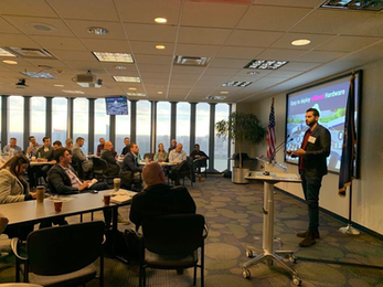 Mobility Roadshow to Detroit and the Silicon Valley