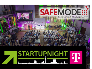 Come and meet us at Startup night Berlin