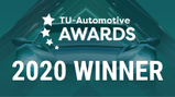 SafeMode awarded as Fleet product of the year by TU Automotive