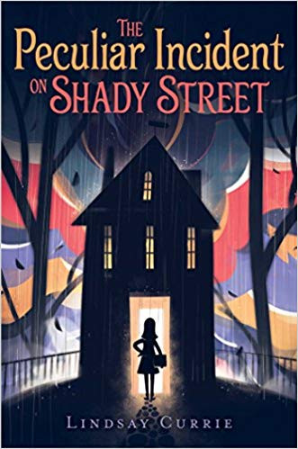 The Peculiar Incident on Shady Street cover