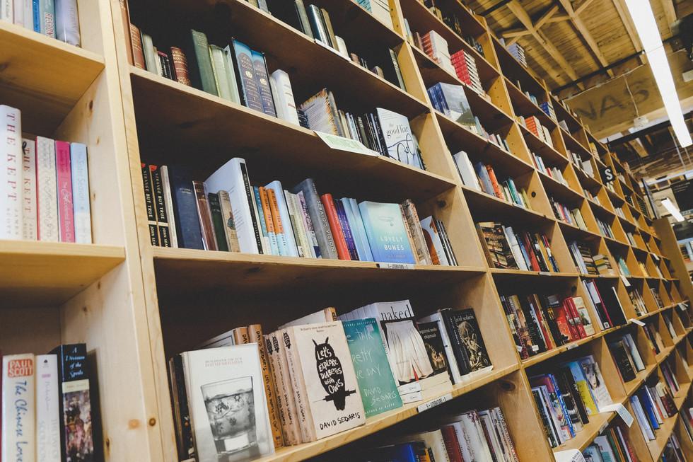 Around the Web: Writing Advice, Tweets, Sci-Fi, and a Bookshop Winner