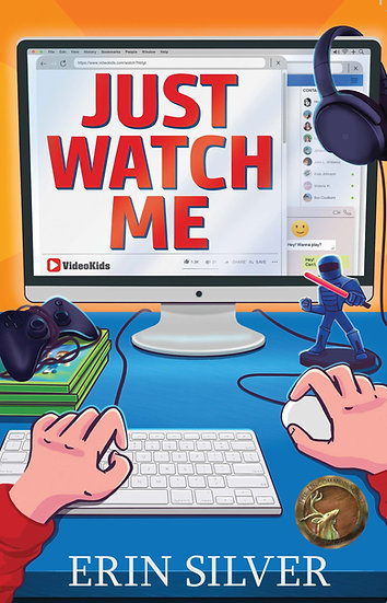 Just Watch Me!