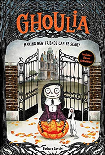 Ghoulia cover