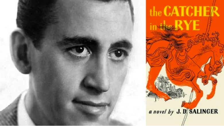 J.D. Salinger's classic novel The Catcher in the Rye was originally published in 1951. (Back Bay Books)