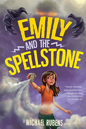 Emily and the Spellstone cover