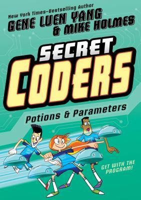 The Secret Coders: Potions & Parameters