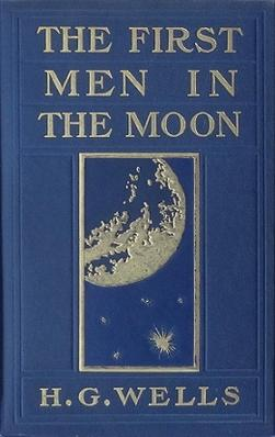 The First Men In The Moon by HGWells