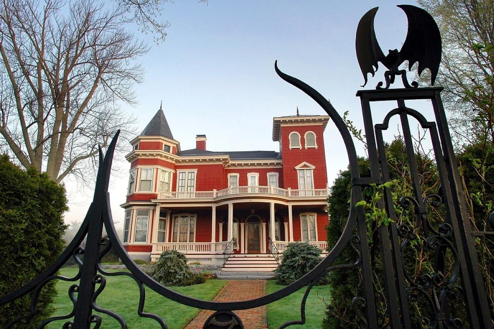 Stephen King Manor, ME