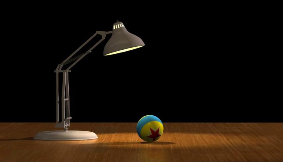 Luxo Pixar Lamp