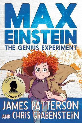Max Einstein: The Genius Experiment cover
