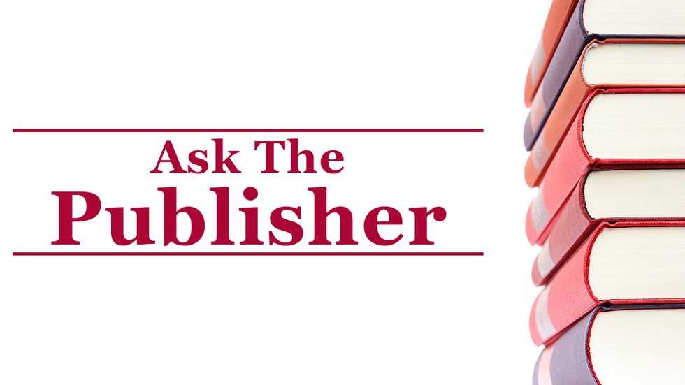 Ask the Publisher: Nice-To-Have Author Website Features