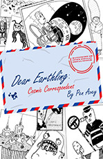Cover of Dear Earthling: Cosmic Correspondent