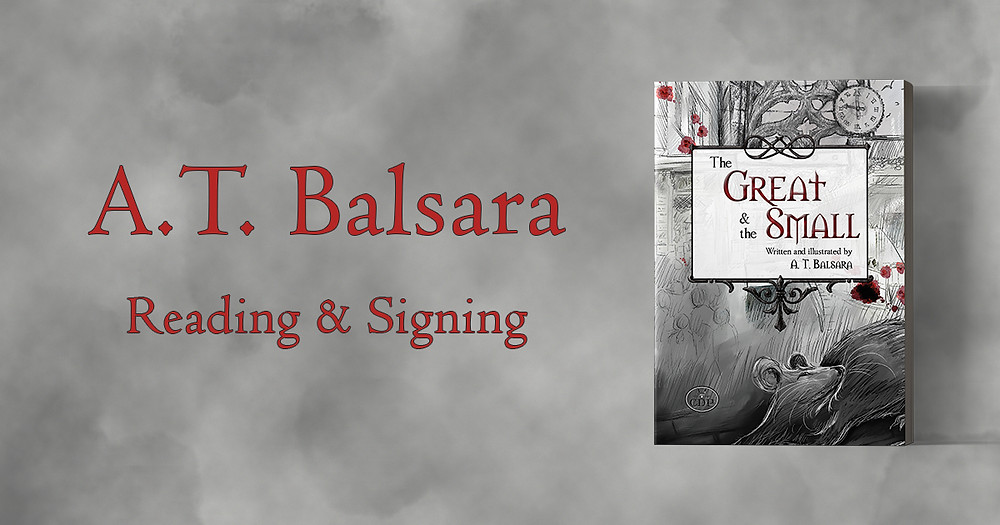 A.T. Balsara Reading & Signing
