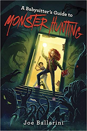 The Babysitter's Guide to Monster Hunting cover