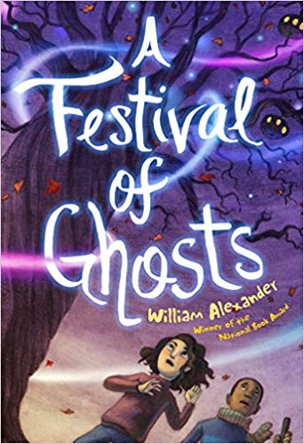 Festival of Ghosts cover