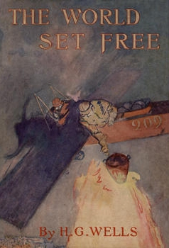 The World Set Free by HGWells
