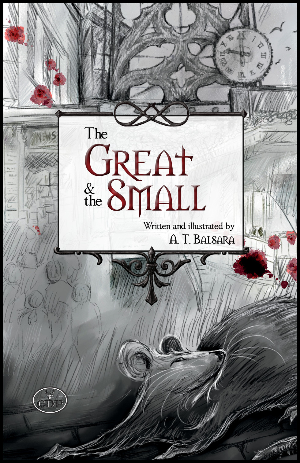 The Great & the Small Wins Silver at Moonbeam Awards