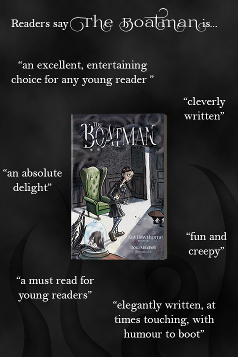 Reader praise for The Boatman