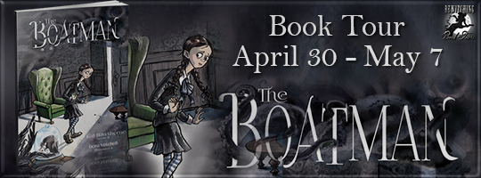Book Tour April 30-May 7 The Boatman